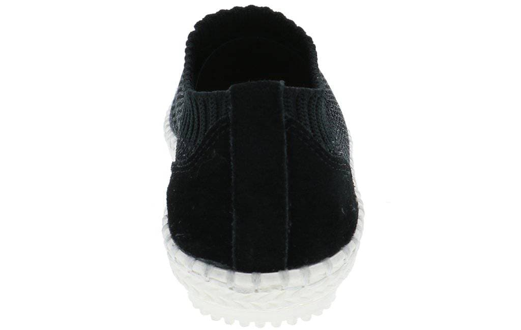 Biza Renee Knit Sneaker - Black Metallic