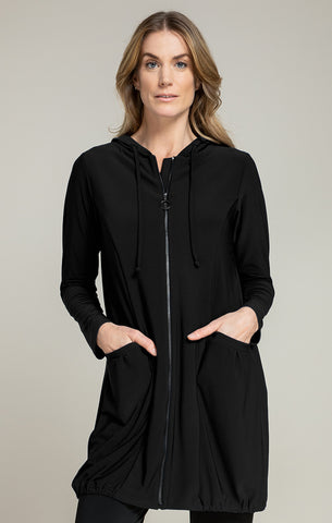 Sympli Spark Jacket - Black