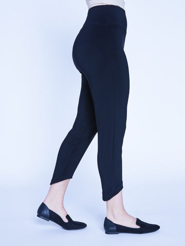 Sympli Drop Ankle Pant - Navy