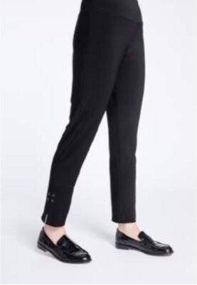 Sympli Icon Narrow Pant - Black