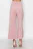 Image of JOH Apparel Farrah Pearl Trim Pant - Pink