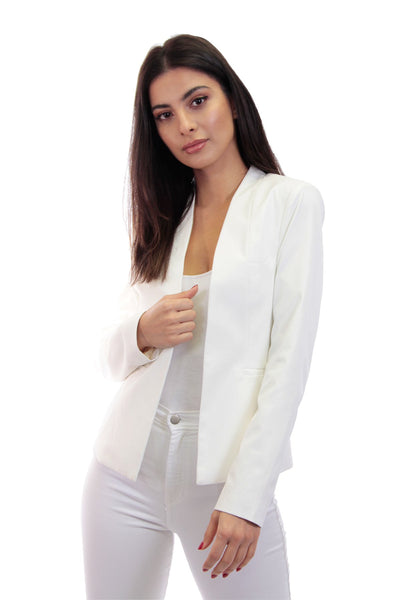Dolce Cabo Tailored Jacket - White