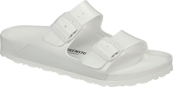 Birkenstock Arizona White Water-Friendly EVA
