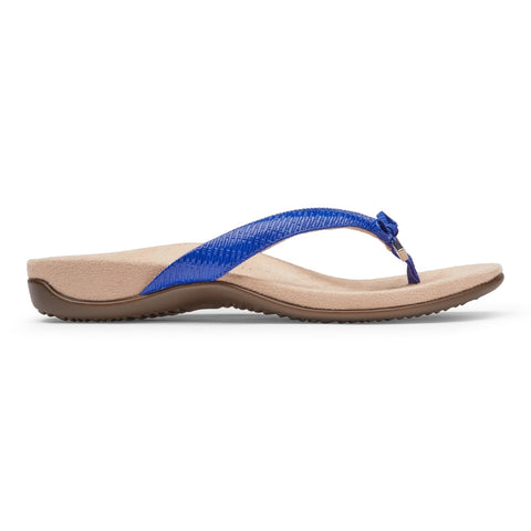 Vionic Bella II Toe Post Sandal - Royal