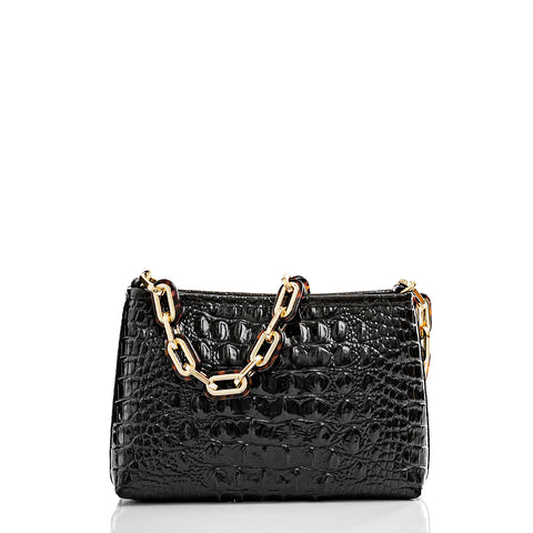 Brahmin Mod Lorelei Shoulder Bag - Black Melbourne