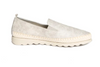Image of The FLEXX Chappie Espadrille - Silver Leather