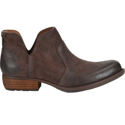 Born Kerri Bootie - Dark Brown
