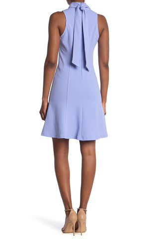Donna Morgan Halter Tie Back Dress - Easter Egg
