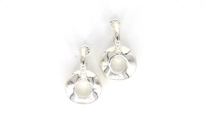 Simon Sebbag Designs - Sterling Silver Doorknocker Earring