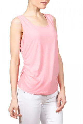 Berek Glitter Glam Tank - Dusty Rose