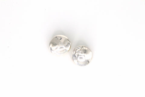 Simon Sebbag Designs - Sterling Silver Coin Clip-On Earring