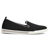 Image of Me Too Eden Yoga Mat Slip On Shoe - Black/Gray