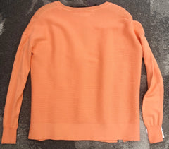 Elliott Lauren Cotton Cashmere Sweater - Mango