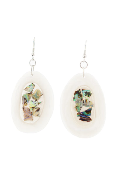 Alisha.D French Wire Pendant Earring - Multicolor