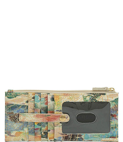 Brahmin Credit Card Wallet - Superbloom Melbourne