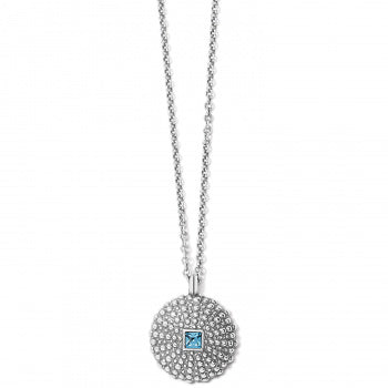 Brighton Paradise Cove Necklace - Silver