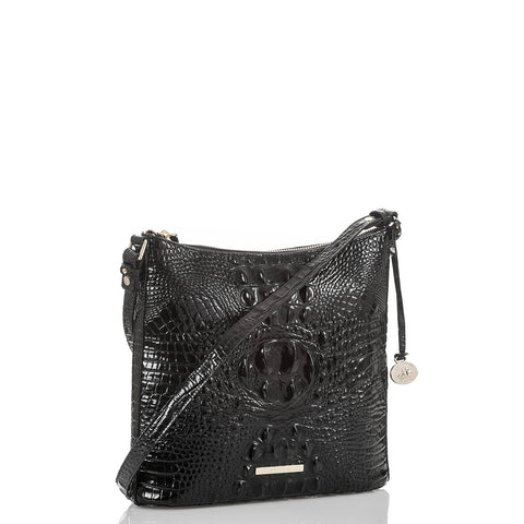 Brahmin Katie Crossbody - Black Melbourne