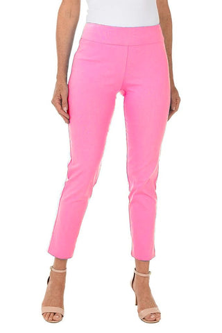 Krazy Larry Pull On Ankle Pant - Bubblegum