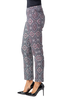 Image of Slimsations by Multiples Medallion Print Ankle Pant - Print