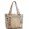 Image of Brahmin Medium Misha Tote - Prowl Ombre Melbourne