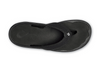 Image of OluKai 'Ohana Toe Post Sandal - Black