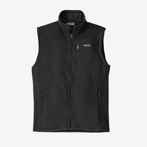 Patagonia Men's Better Sweater Vest - Black