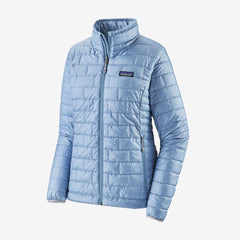 Patagonia Women's Nano Puff Jacket - Berlin Blue
