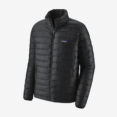 Patagonia Men's Down Sweater Jacket - Black