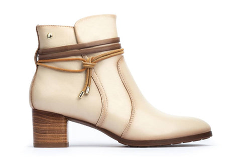 Pikolinos Calafat Bootie - Off White