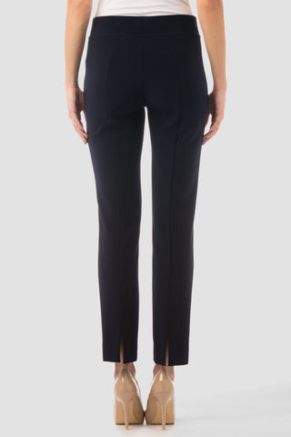 Joseph Ribkoff Silky Knit Ankle Pant - Midnight