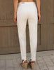Image of Sharon Young FitFabulous Classic Ankle Pant - Off White