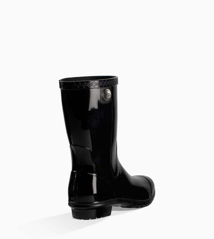 UGG Sienna Rain Boot - Black