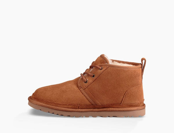 UGG Lace Up Neumel Boot - Chestnut