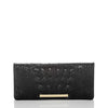 Image of Brahmin Ady Wallet - Black Melbourne