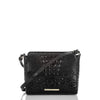 Image of Brahmin Carrie Crossbody - Black Melbourne