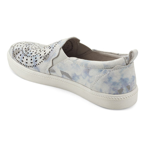 Earth Shoes Zelle Sneaker - White/Multi