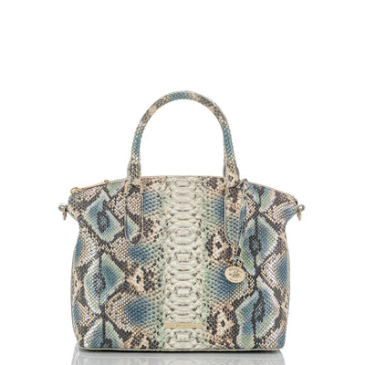 Brahmin Duxbury Satchel - Haven Roxanne