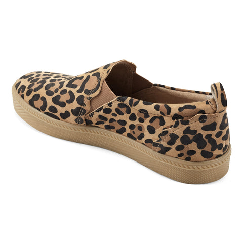 Earth Shoes Zelle Sneaker - Leopard