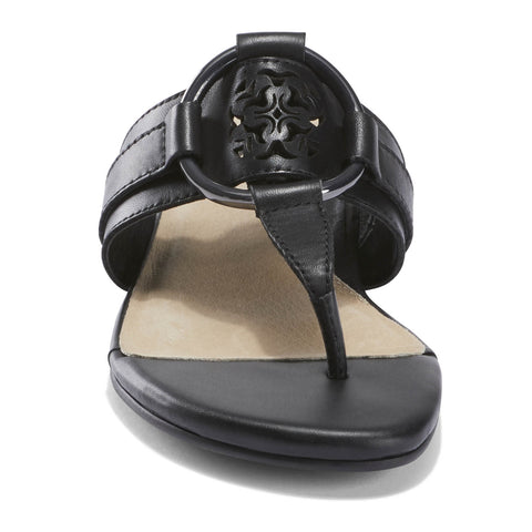 Earth Shoes Mykonos Tinos Sandal - Black