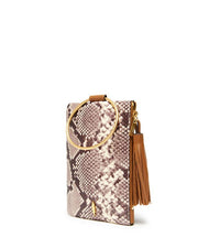 Thacker New York Nolita Clutch - Python