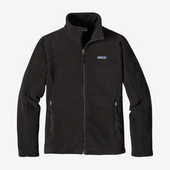 Patagonia Women's Classic Synchilla Jacket - Black