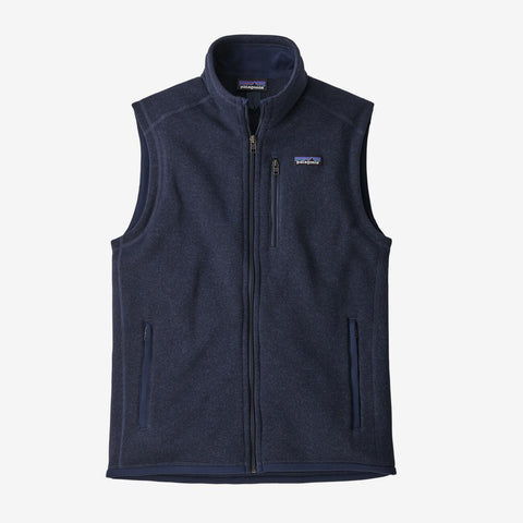 Patagonia Men's Better Sweater Vest - Navy