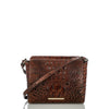 Image of Brahmin Carrie Crossbody - Pecan