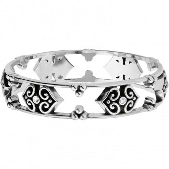 Brighton Alcazar Eternity Bangle - Silver