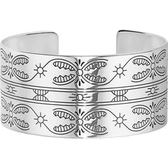 Brighton Southwest Dream Cuff - Silver
