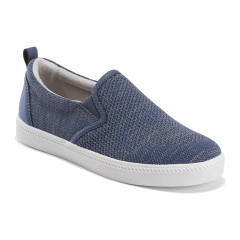 Earth Shoes Zen Groove Slip On Knit Sneaker - Indigo
