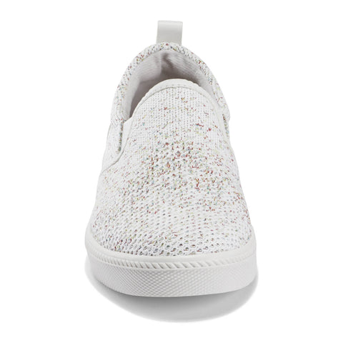 Earth Shoes Zen Groove Slip On Knit Sneaker - White/Multi
