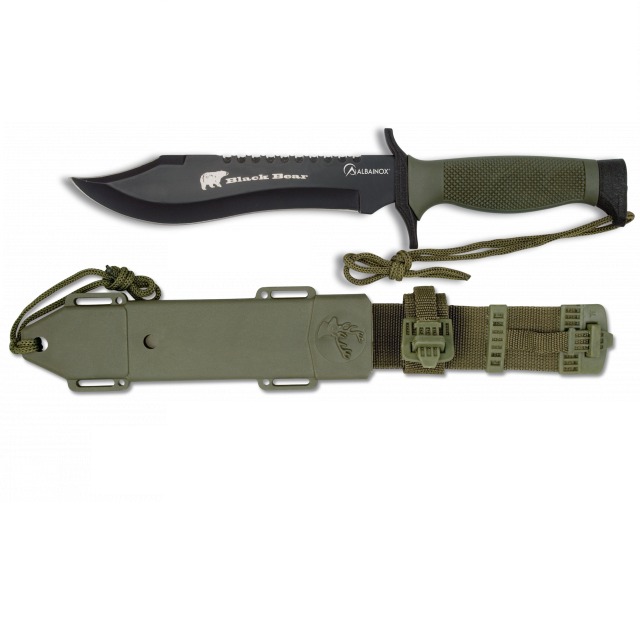 Cuchillo Táctico Black Bear