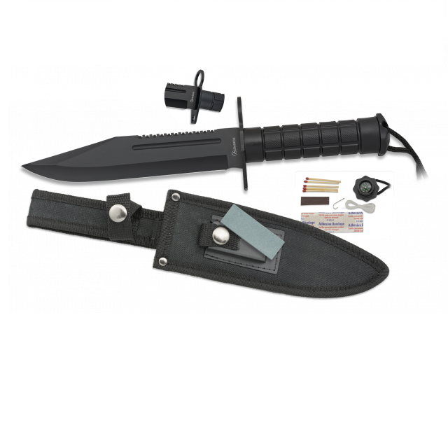 Cuchillo Supervivencia FIRE SPARK II