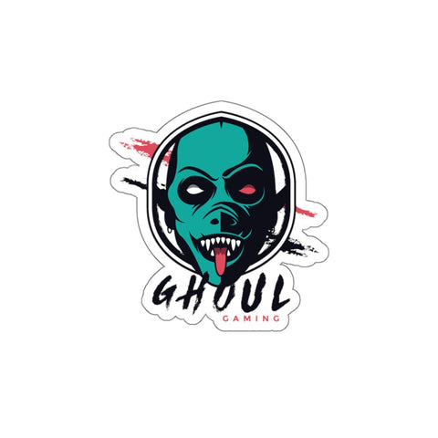 Ghoul Sticker